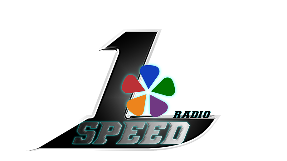 Logo radio SPEED ONE poly 3000