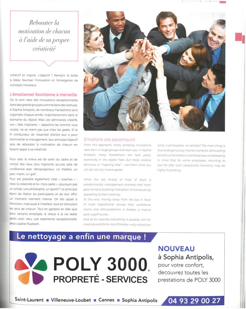 poly 3000 in antipolis