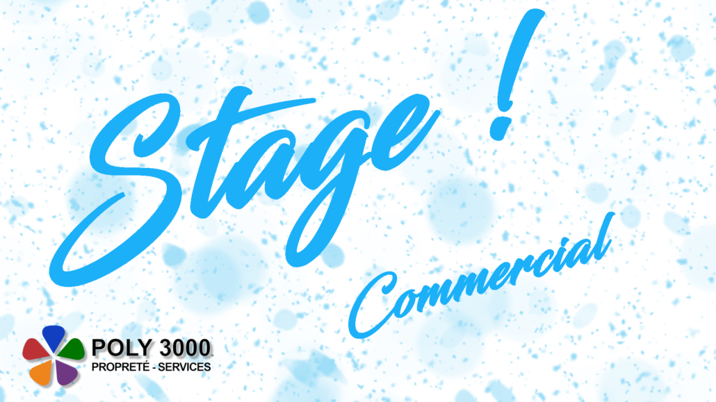 stage commercial poly 300
